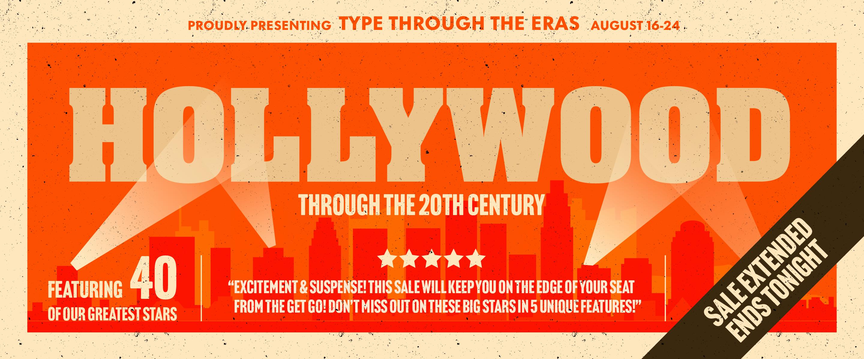 Type Through The Eras